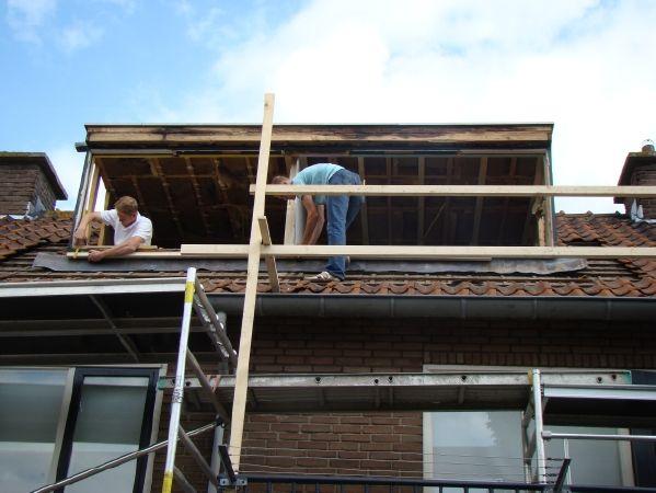 renovatie dakkapel � andre boer timmerwerken